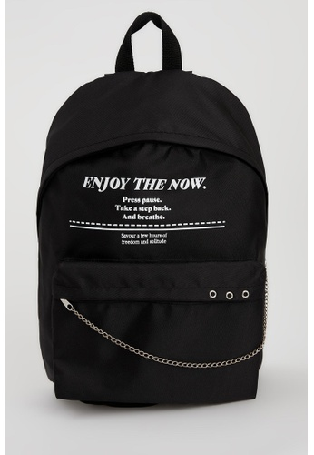 DeFacto black Backpack F96D7ACB466CC1GS_1