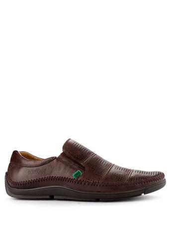 Kickers brown Kickers Mens Shoes Kcm 2911 C6FA8SH8EA40A6GS_1