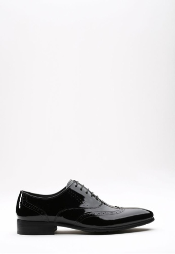 Kings Collection black Pasadena Shoes KI358SH56DFVSG_1