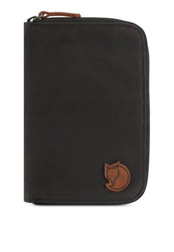 Fjallraven Kanken grey Passport Wallet FJ382AC0SX9BMY_1