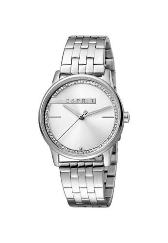ba06898139b0 ESPRIT silver Esprit Refresh Women Watch ES1L082M0035 6FE35AC3281597GS_1