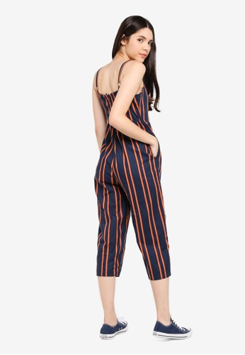 53f811a6b43 Shop Cotton On Woven Toni Strappy Jumpsuit Online on ZALORA Philippines