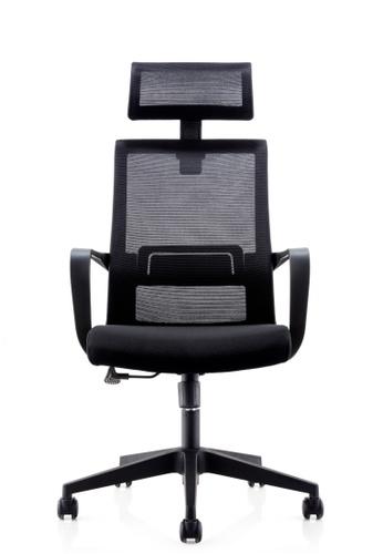 AMERCIS black Amercis Venus A Mesh Office Chair 7D240HL21002D3GS_1