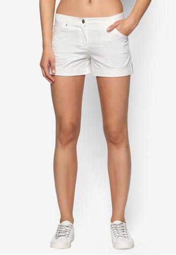 Cotzalora 包包評價ton-Blend Shorts, 服飾, 短褲