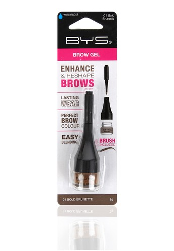 BYS brown Brow Gel BY206BE95NJGPH_1