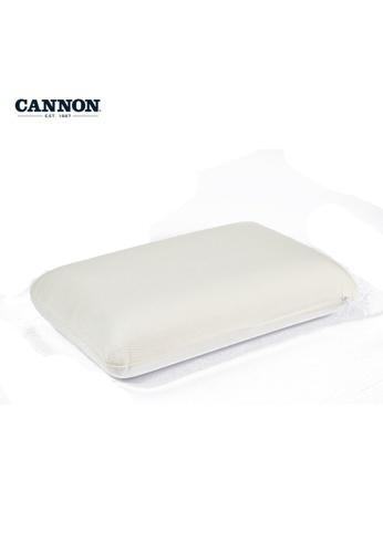 CANNON white CANNON Aircool Aloe Vera Comfort Classic Memory Pillow. F0F94HL2E384FBGS_1
