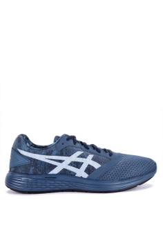 6e826c4ace71a5 Asics grey Patriot 10 Sp Sneakers 30584SH7F098EFGS 1