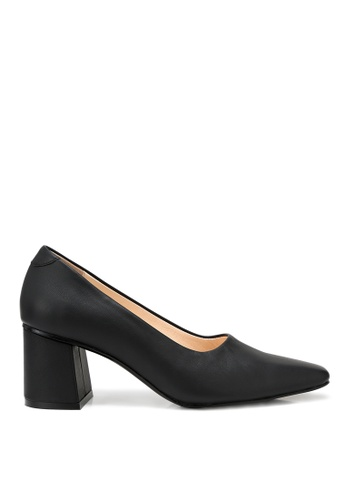 RABEANCO black RABEANCO LENA Block Heels - Black A580BSHDA5722CGS_1