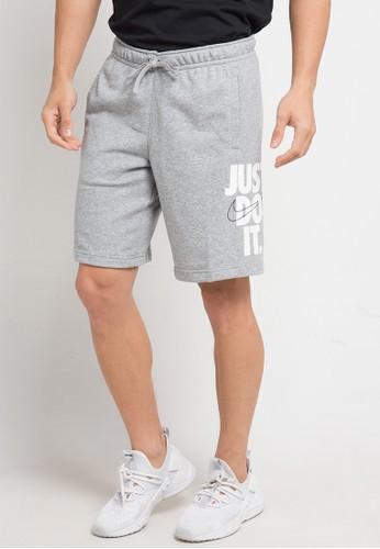 Nike multi and grey Nike Sportswear Shorts B028EAA101EDD2GS_1