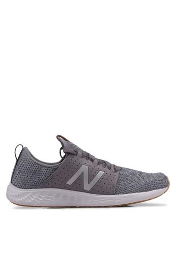 New Balance grey Arishi Sport Fitness Running Shoes A04F8SH73E9E58GS_1