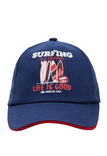 DeFacto blue Baseball Hat ADCABKC1BB4C05GS_1