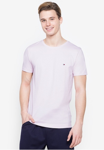 Tommy Hilfiger pink Wcc Essential Tee 12FFCAAF07E0D1GS_1