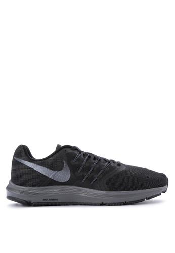 Nike black Men's Run Swift Running Shoes NI126SH0KPV9PH_1