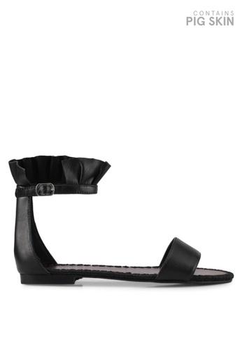 E8 by Miista black Neola Sandals E8283SH0STIGMY_1