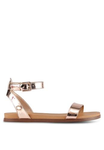 ALDO gold Gwenna Sandals AL087SH0RYIKMY_1