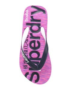 0374bc89363159 30% OFF Superdry SCUBA FLIP FLOP S  46.90 NOW S  32.90 Sizes L
