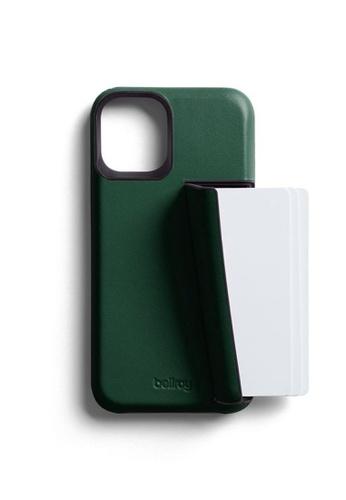 Bellroy green Bellroy Phone Case - 3 Card iPhone 12 Mini - Racing Green 62E44AC3C31ABBGS_1