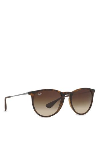 Shop Ray-Ban Erika RB4171 Sunglasses Online on ZALORA Philippines 2d6ed851540c