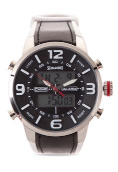 Quartz Analog Digital Watch SP-046 WHT