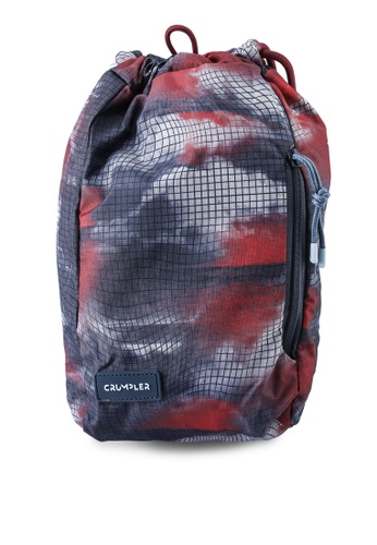 CRUMPLER blue Squid Pocket Small Backpack E5052ACD605DD7GS_1
