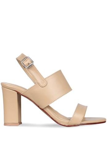 CLAYMORE brown Claymore High Heels WA 02 Moca CL635SH0VAQFID_1