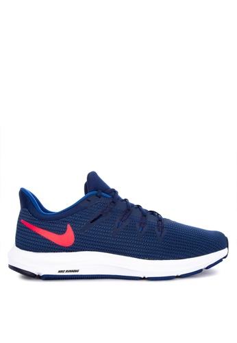 Nike blue Nike Quest Shoes 6DB41SH508FF12GS_1