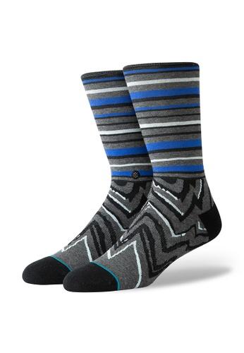 STANCE grey STANCE Socks Charcoal Rangless Large F7068AA957B491GS_1
