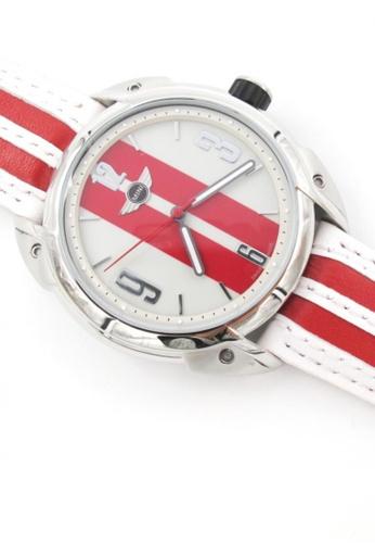 Mini white Analogue watchAnalogue watch MI057AC17AIGHK_1