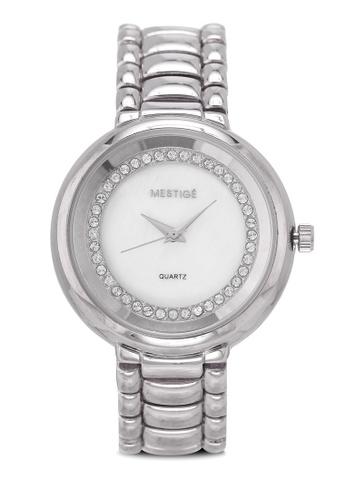 Mestige 銀色 Swarovski手錶 984B0AC686F166GS_1