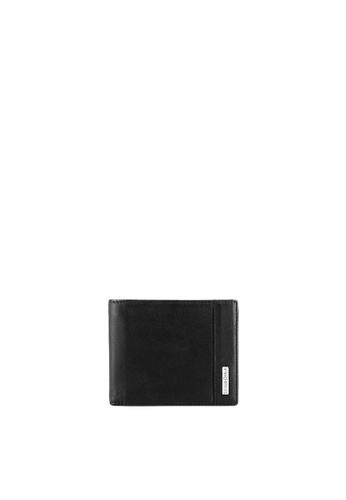 546e0811d113 SEMBONIA black SEMBONIA Men Leather Bi-Fold Wallet (Black)  C0683AC9EA33CEGS 1