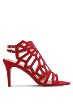 16089db1f17 Something Borrowed red Cut Out Open Toe Heel 9B1F1ZZ4ABE705GS 1