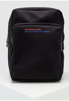 7f7683de7 Calvin Klein black Square Backpack 40 - Calvin Klein Accessories  AB023AC67E2155GS_1