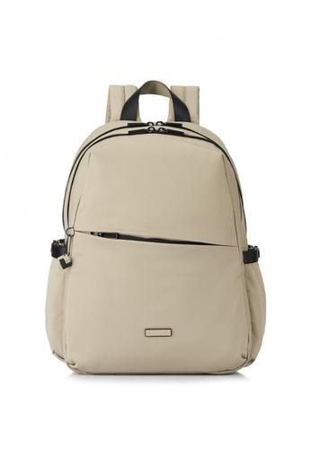 Hedgren brown Cosmos Backpack 422BCACAAA08E9GS_1
