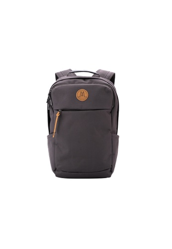 MORAL grey Nova Backpack - Grey Olive 811DDAC2157C4CGS_1