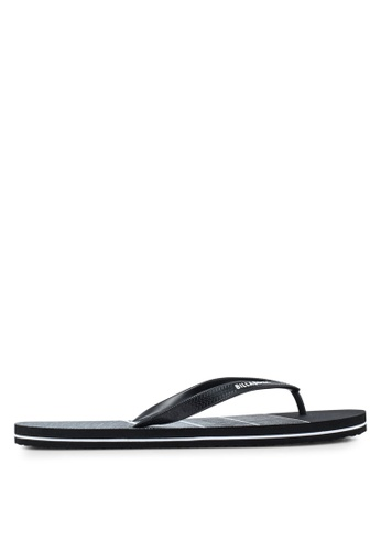 Billabong black Northpoint Thongs F4048SH4F5E303GS_1