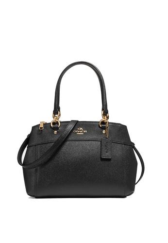 Coach black Mini Brooke Carryall Bag (cv) 300FDACF3E00B2GS_1