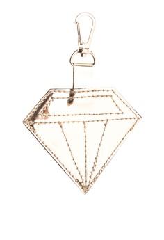 Diamond Hologram Key Holder