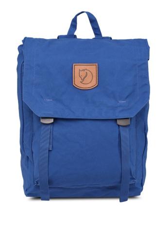 Fjallraven Kanken blue Foldsack No.1 Backpack FJ382AC0SX98MY_1