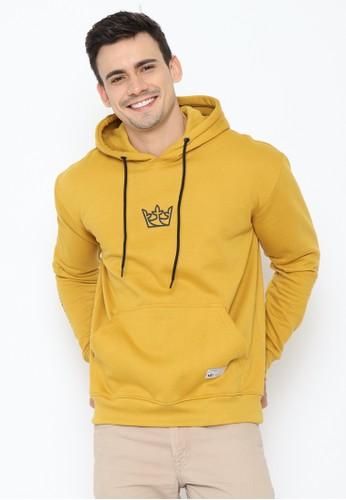 17seven Original yellow 17SEVEN Hoodie Sablon Pria 0176-BATTLE-YLW 2EF02AAADCD338GS_1