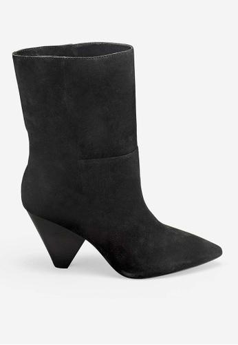 ASH black Doll - Black Ankle Boots CE635SHEDDE5F9GS_1