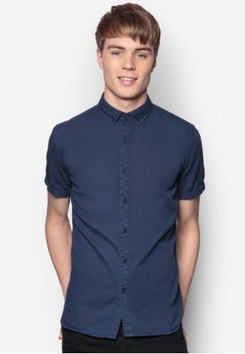 Bill 短袖襯衫, 服飾, esprit 衣服素色襯衫