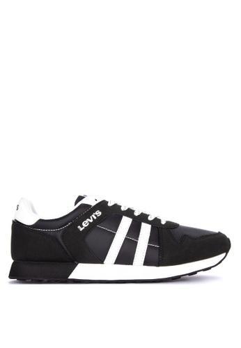 Levi's black Webb Sneakers E800DSH9733A6AGS_1