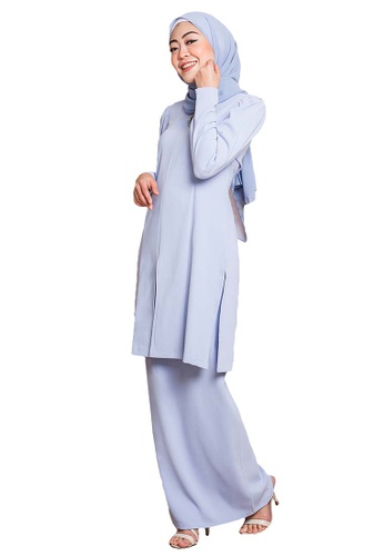 STARVILION 藍色 Kurong Jesmin D74DCAA83A2B81GS_1