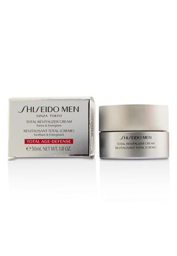 Shiseido SHISEIDO - Men Total Revitalizer Cream - Tonifiant & Energisant 50ml/1.8oz 5A549BE36DD40AGS_1