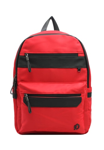 OPTIONS black and red Options Inter Backpack C5F9AAC182E3AFGS_1