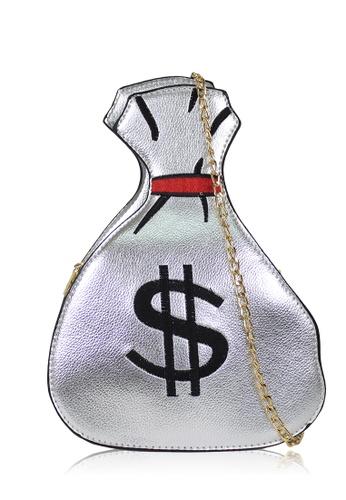 Dazz silver Money Bag - Silver DA408AC0S9K6MY_1