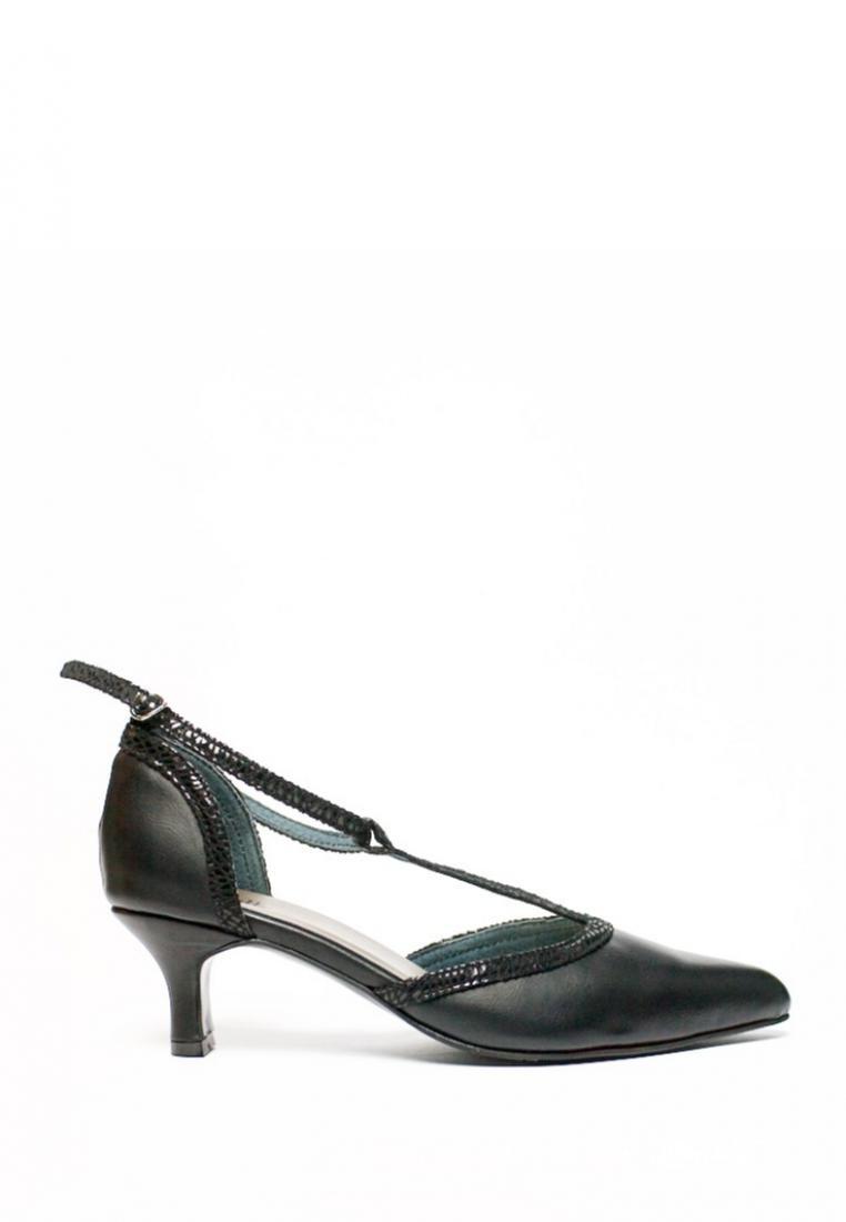 Jaya Closed Pointed Heels