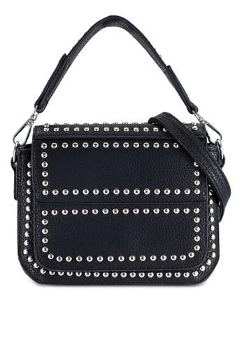 Papillon Clutch black Nail Sling Bag PA491AC72FSHMY_1