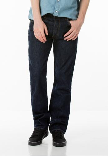 Levi's blue Levi's 501 Original Fit Jeans LE815AA14QPLMY_1