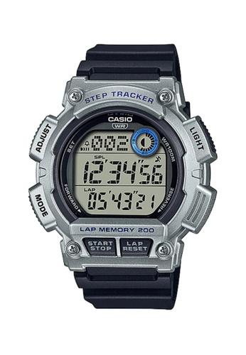 CASIO black CASIO WS-2100H-1A2VDF DIGITAL UNISEX'S WATCH 69830AC0229E47GS_1